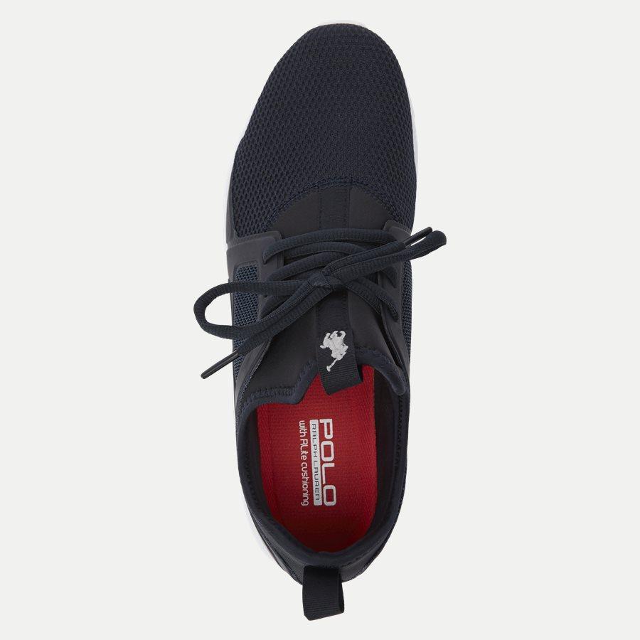 809669841 - Train Mesh Sneaker - Sko - NAVY - 8