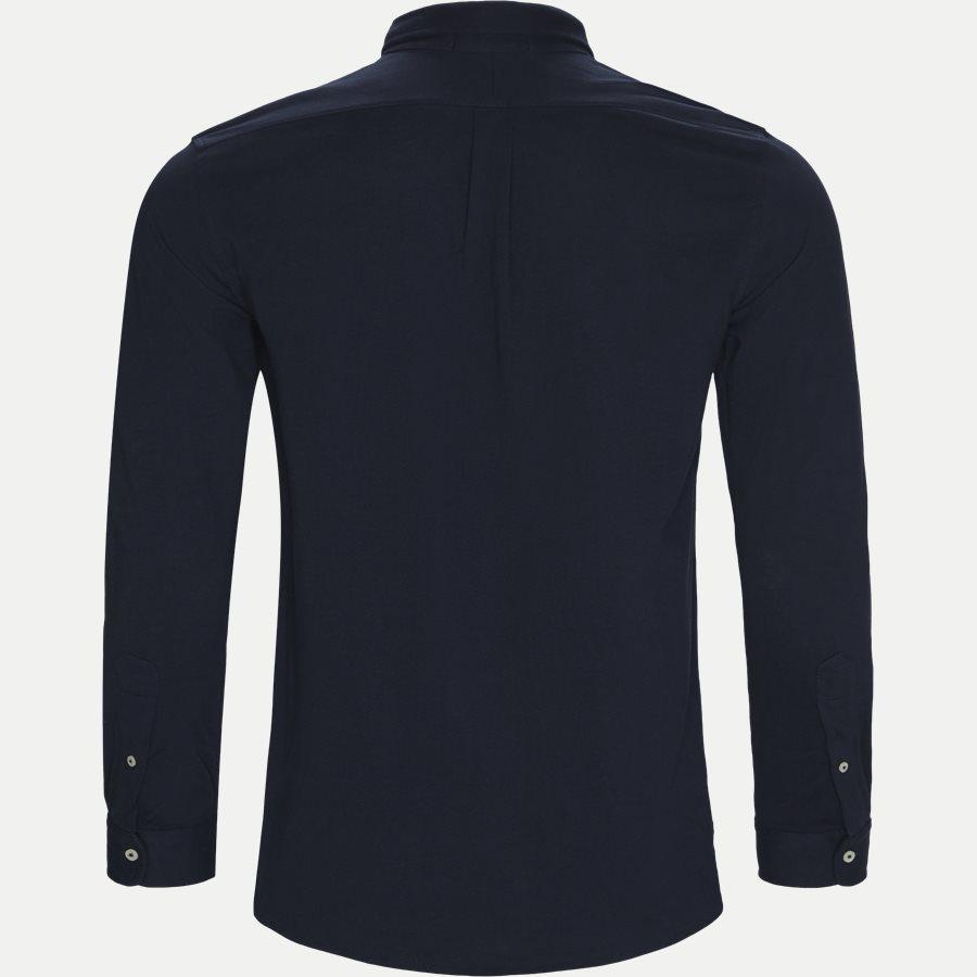 710654408 - Featherweight Mesh Shirt - Skjorter - Regular - NAVY - 2