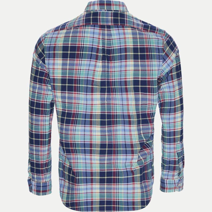 710729249 - Oxford Sport Shirt - Skjorter - Regular - BLÅ - 2