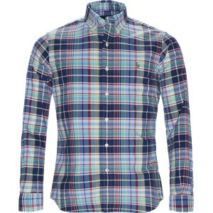 Oxford Sport Shirt Regular   Oxford Sport Shirt   Blå