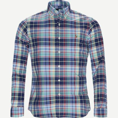 Oxford Sport Shirt Regular | Oxford Sport Shirt | Blå