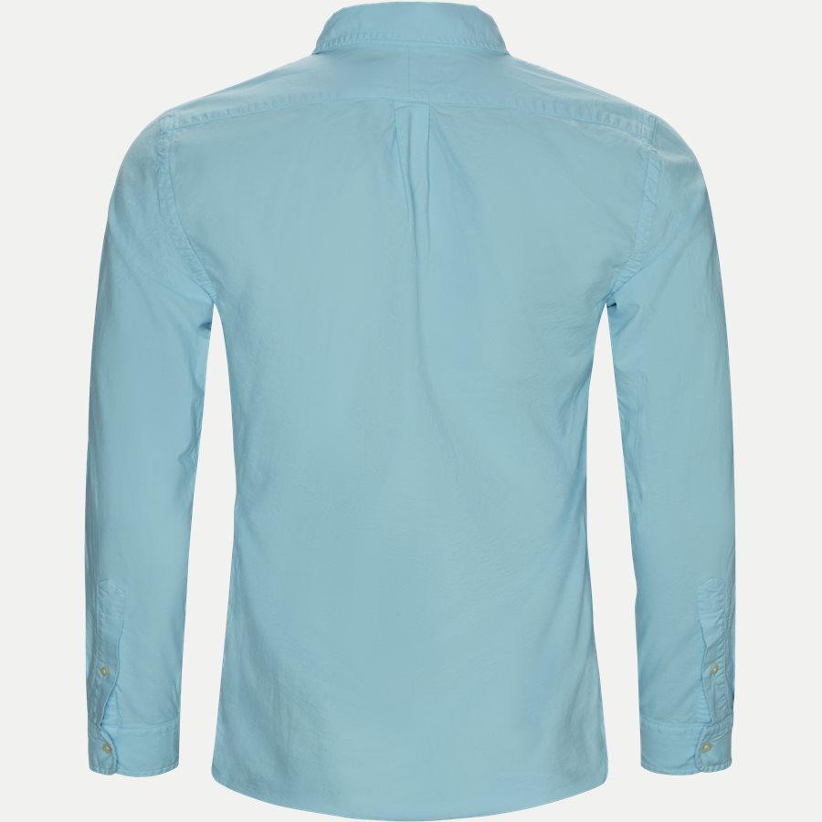 710736557 - Button-Down Skjorte - Skjorter - Slim - TURKIS - 2