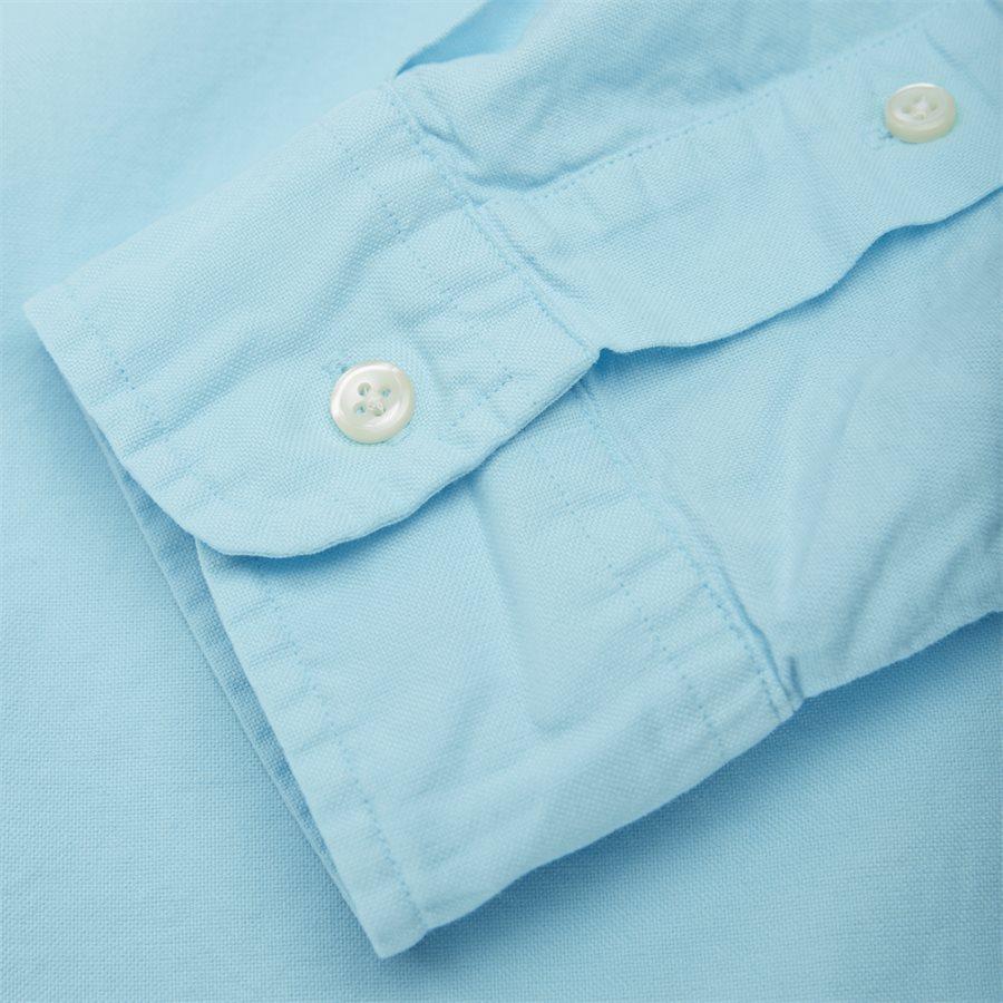 710736557 - Button-Down Skjorte - Skjorter - Slim - TURKIS - 3
