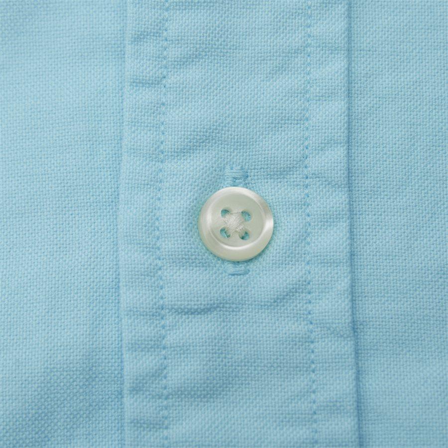 710736557 - Button-Down Skjorte - Skjorter - Slim - TURKIS - 5