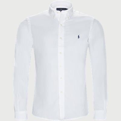 Poplin Shirt Slim | Poplin Shirt | Hvid
