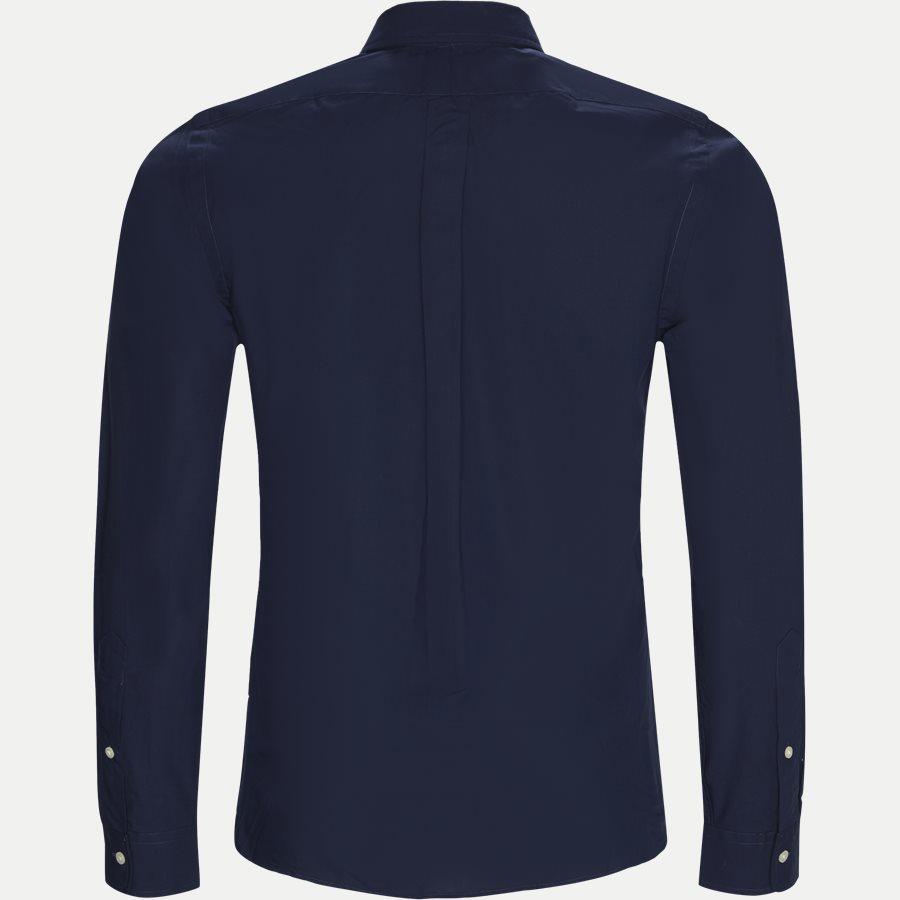 710705269 - Poplin Shirt - Skjorter - Slim - NAVY - 2