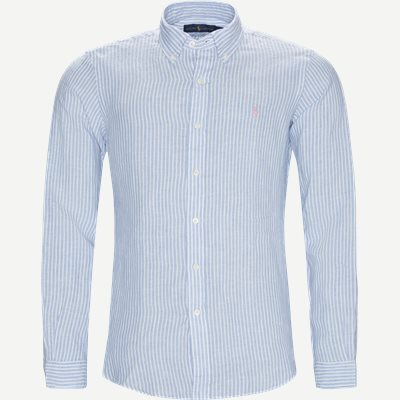 Button-down Skjorte Regular | Button-down Skjorte | Blå