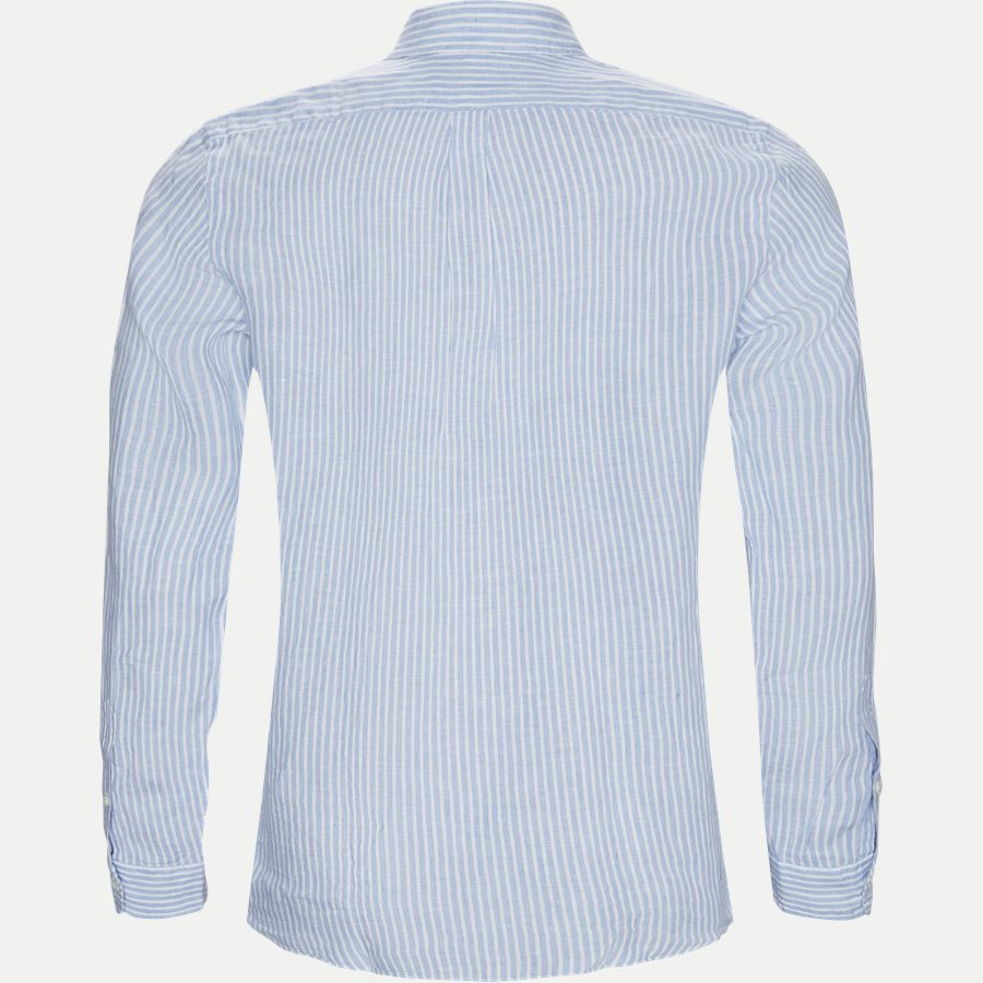 710740807 - Button-down Skjorte - Skjorter - Regular - BLÅ - 2