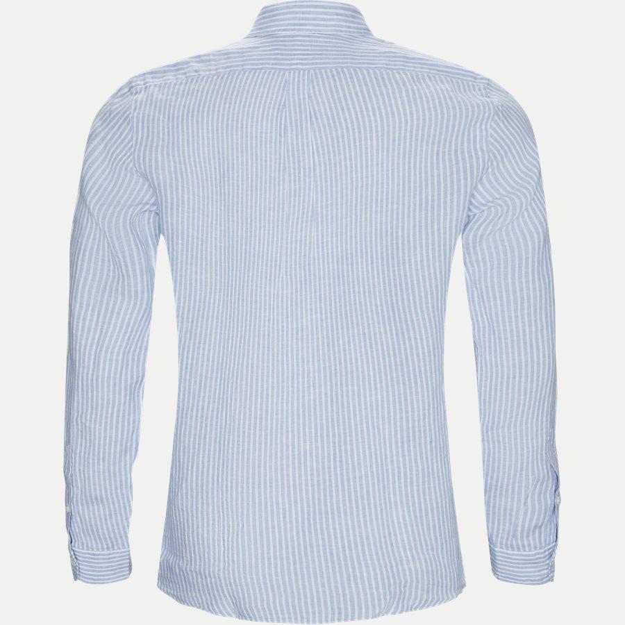 710740807 - Button-down Skjorte - Skjorter - Regular - BLÅ - 2