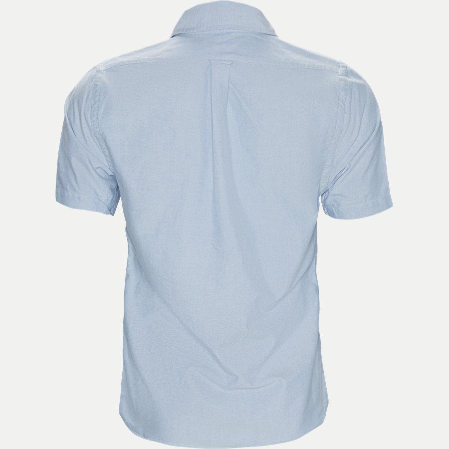 710744938 - Kortærmet Oxford Skjorte - Skjorter - Slim - LYSBLÅ - 2