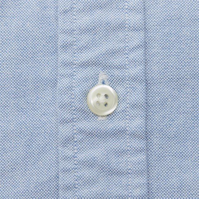 Kortærmet Oxford Skjorte