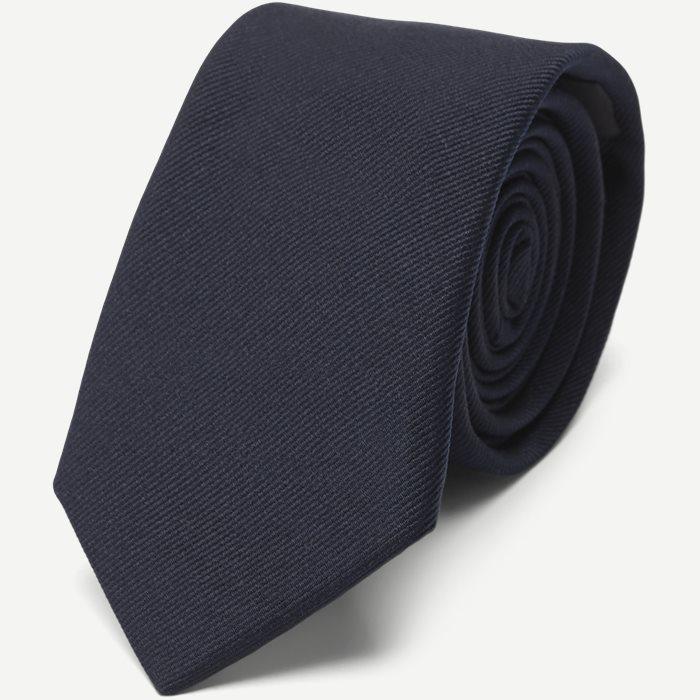 Slips 6 cm. - Slips - Blå
