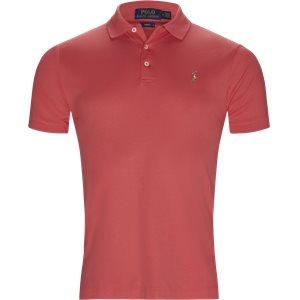 Classic Soft Polo Slim | Classic Soft Polo | Rød