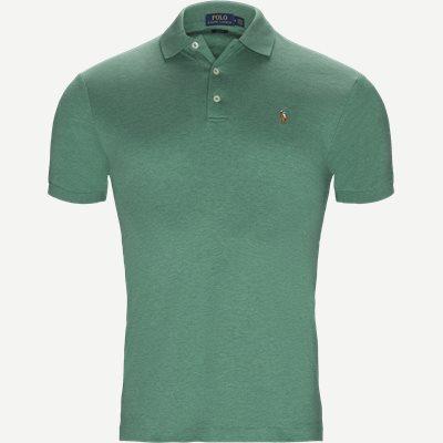 Classic Soft Polo Slim | Classic Soft Polo | Grøn