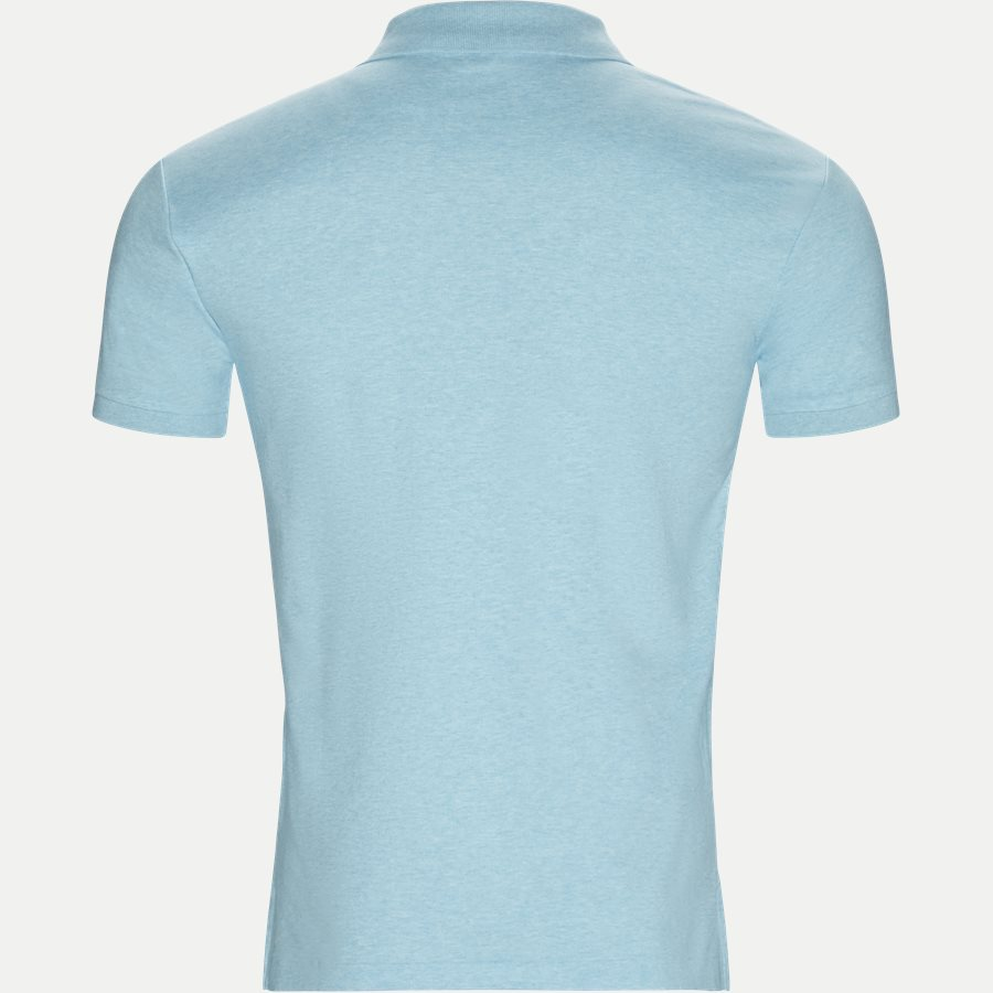710652578 - Classic Soft Polo - T-shirts - Slim - TURKIS - 2