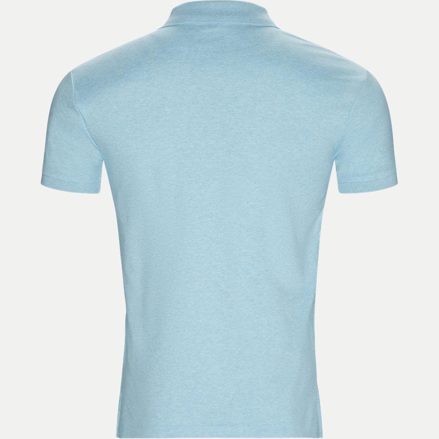 710652578, - Classic Soft Polo - T-shirts - Slim - TURKIS - 2