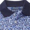 710744899 - Interlock Polo t-shirt - T-shirts - Slim - NAVY - 5