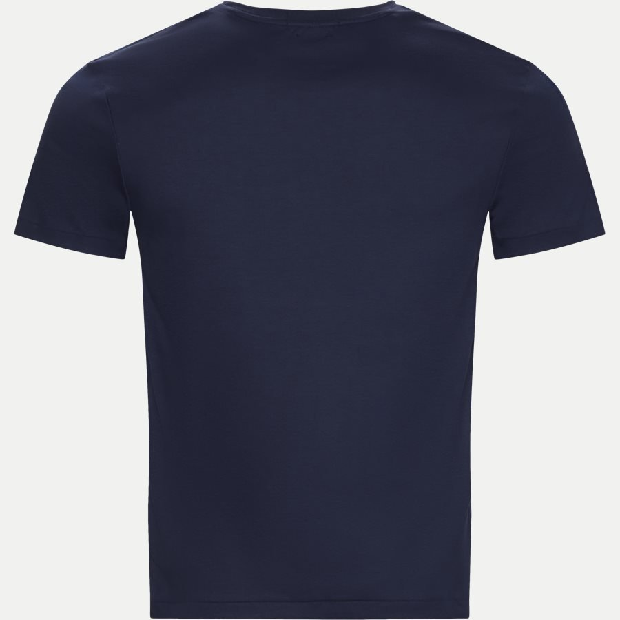 710740727 - Classic Crew Neck T-shirt - T-shirts - Regular slim fit - NAVY - 2