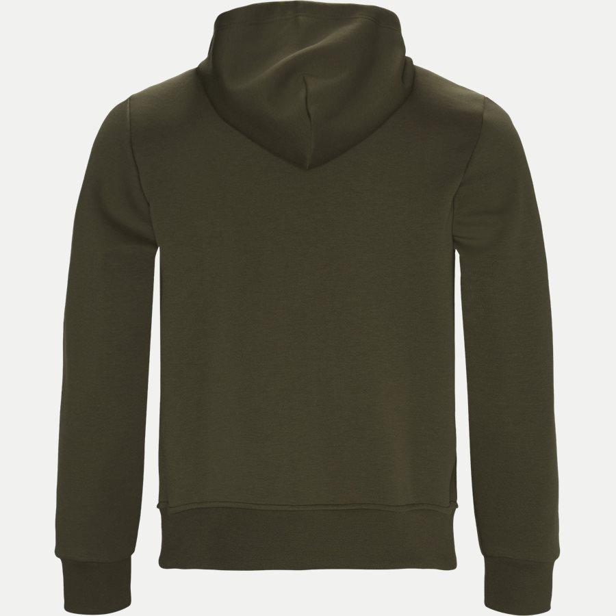 710652313 - Tech Full Zip Hoodie Stadium - Sweatshirts - Regular - OLIVEN - 2