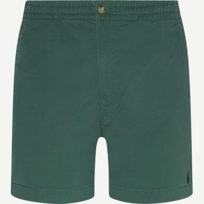 Regular | Shorts | Grün