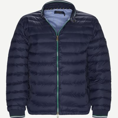 Light Weight Down Jacket Regular | Light Weight Down Jacket | Blå