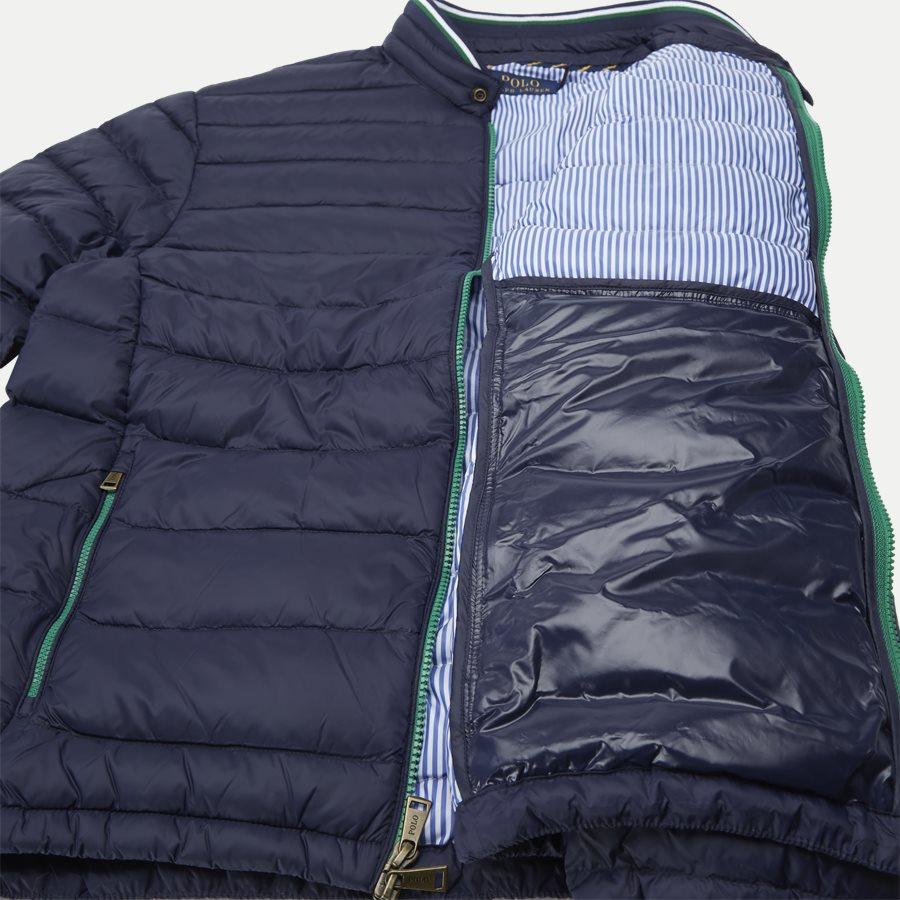 710740666 - Light Weight Down Jacket - Jakker - Regular - NAVY - 10