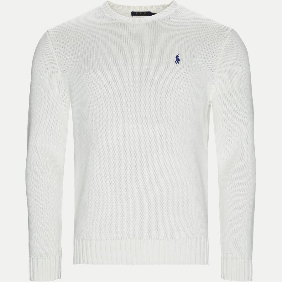 ea3a136a107a7a Polo Ralph Lauren Regular | Knitwear | White. EUR 135 ...