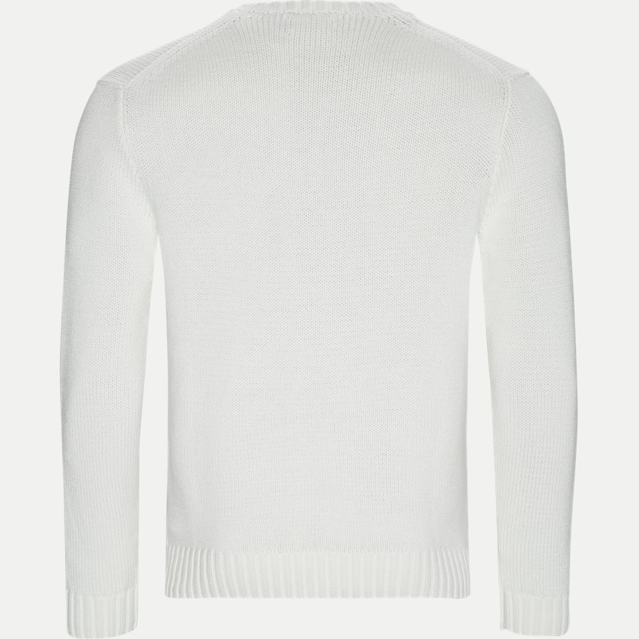 710727573 - Crew Neck Jumper - Strik - Regular - HVID - 2