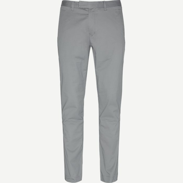 Classics Tailored Chinos - Bukser - Slim - Grå