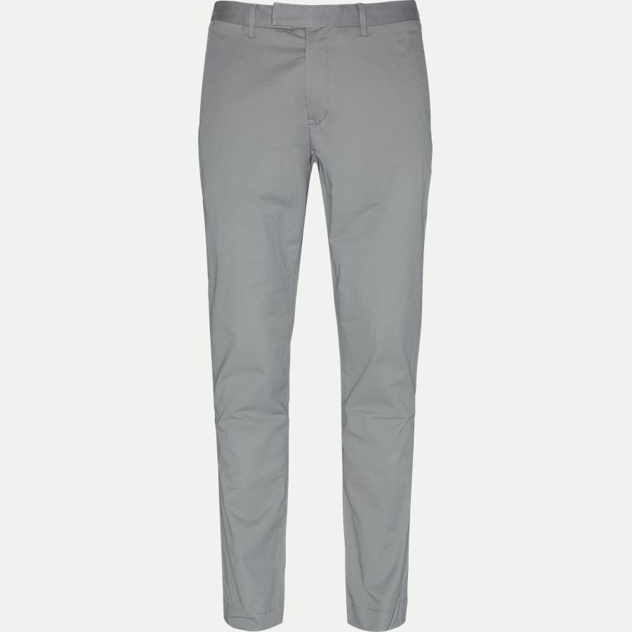 710644990 - Classics Tailored Chinos - Bukser - Slim - GRÅ - 1