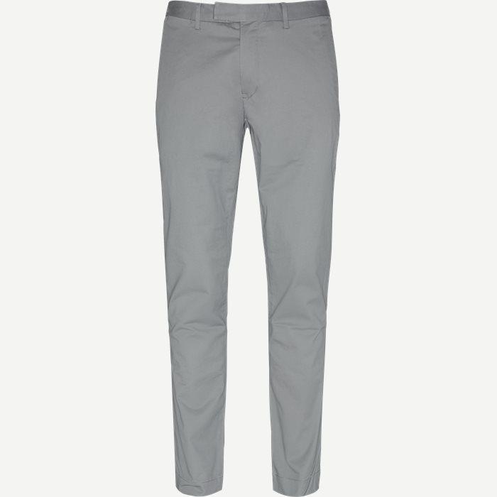 Classics Tailored Chinos - Bukser - Slim - Grå