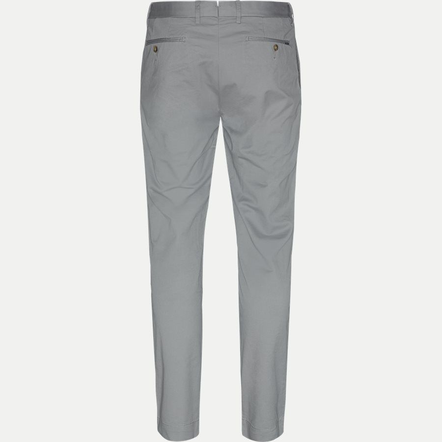710644990 - Classics Tailored Chinos - Bukser - Slim - GRÅ - 2