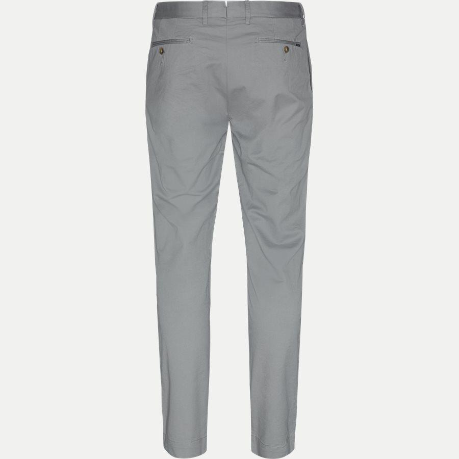 710644990, - Classics Tailored Chinos - Bukser - Slim - GRÅ - 2