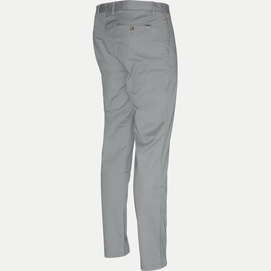 710644990 - Classics Tailored Chinos - Bukser - Slim - GRÅ - 3
