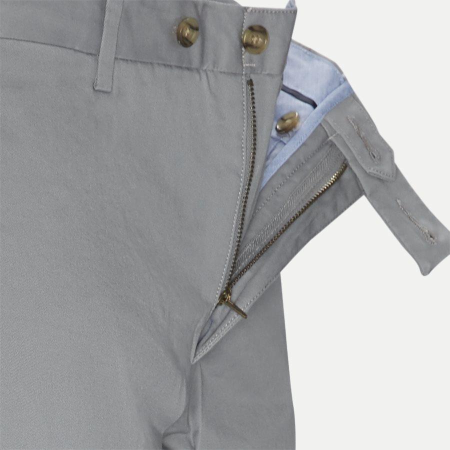 710644990 - Classics Tailored Chinos - Bukser - Slim - GRÅ - 4
