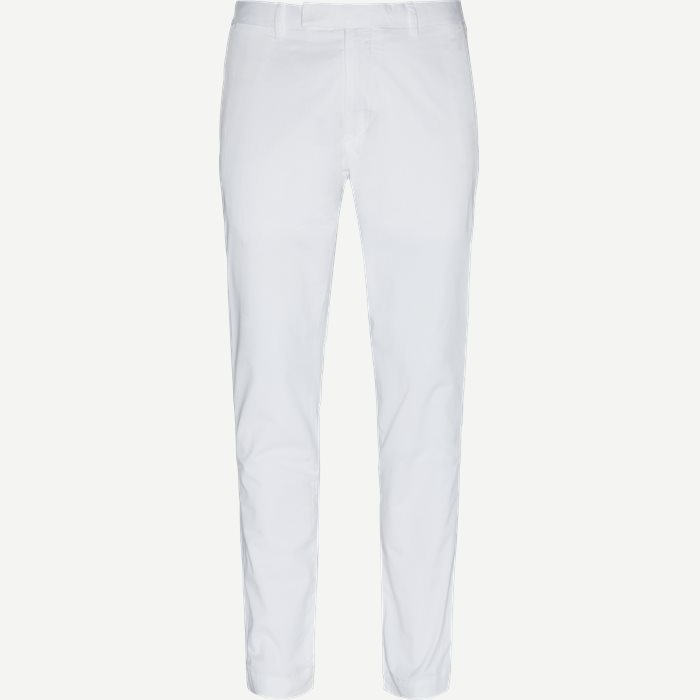 Classics Tailored Chinos - Bukser - Slim - Hvid