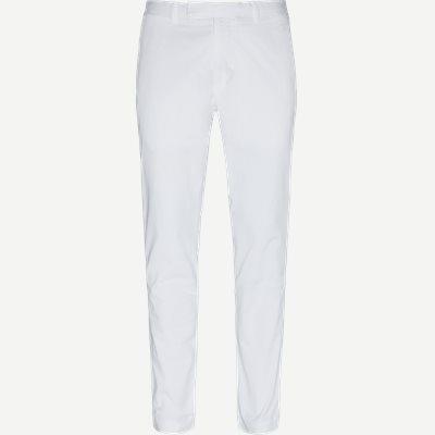 Slim | Hosen | Weiß