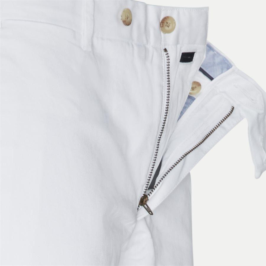 710644990 - Classics Tailored Chinos - Bukser - Slim - HVID - 4