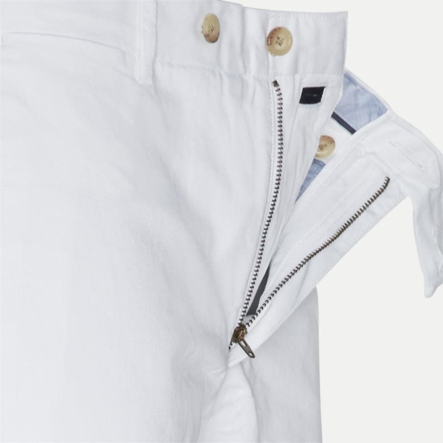 710644990, - Classics Tailored Chinos - Bukser - Slim - HVID - 4