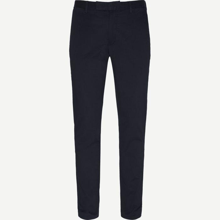 Classics Tailored Chinos - Bukser - Slim - Blå