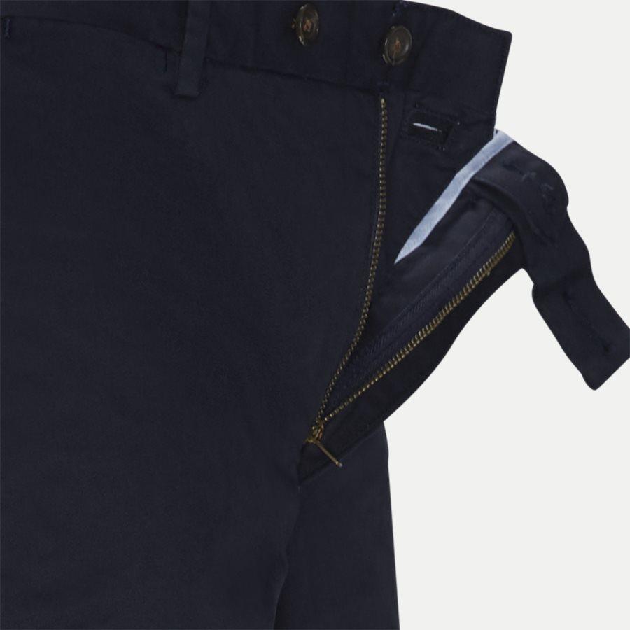 710644990, - Classics Tailored Chinos - Bukser - Slim - NAVY - 4