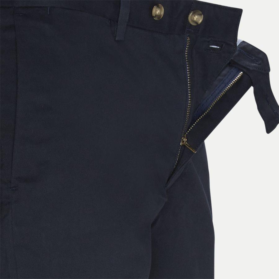 710644990 - Classics Tailored Chinos - Bukser - Slim - NAVY - 4
