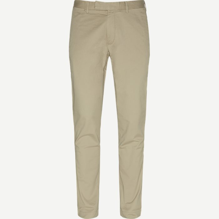 Classics Tailored Chinos - Bukser - Slim - Sand