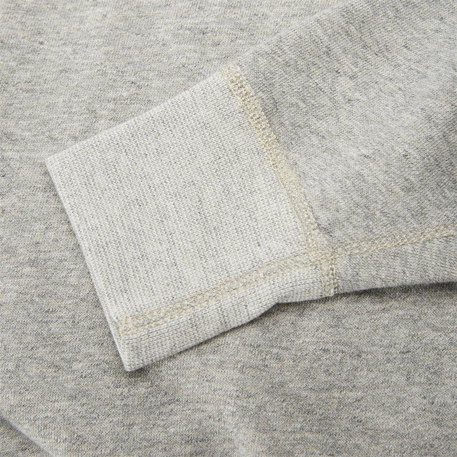710740958 - Fleece Graphic Sweatshirt - Sweatshirts - Regular - GRÅ - 3