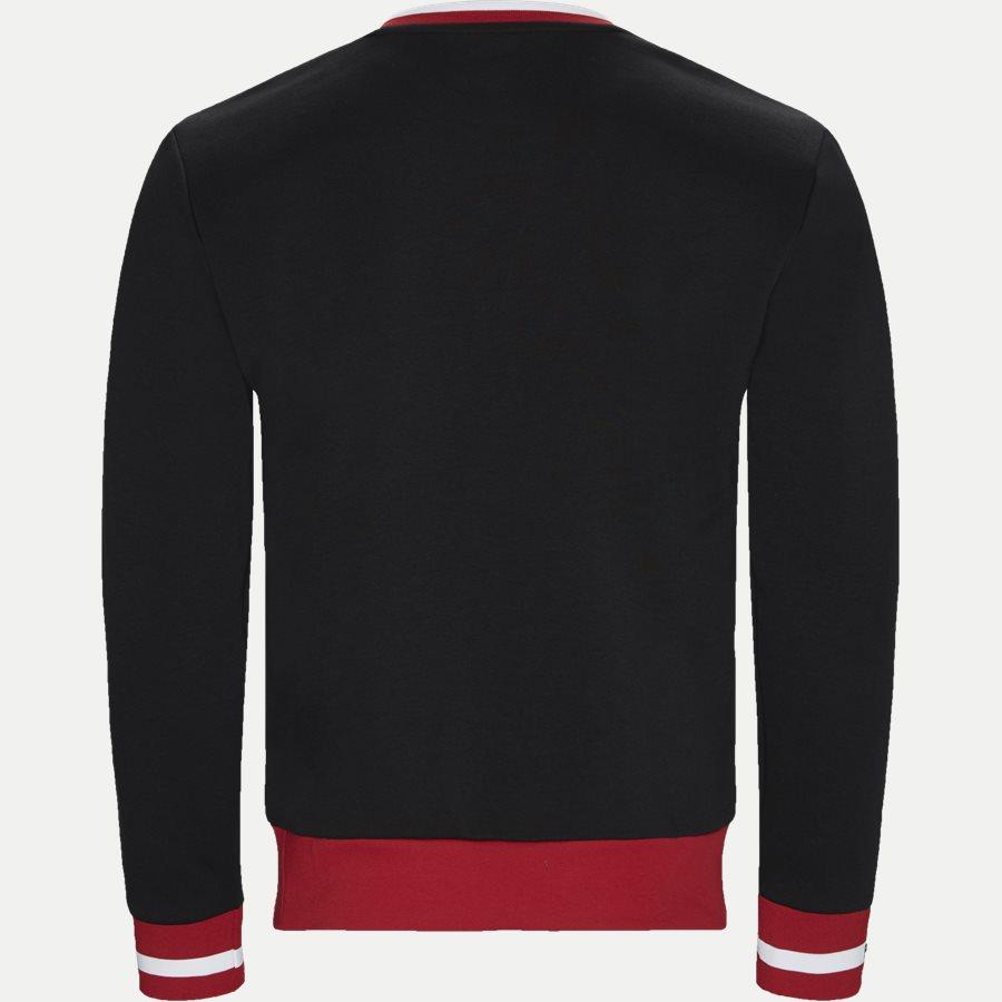 710740466 - P-Wing Logo Sweatshirt - Sweatshirts - Regular - SORT - 2