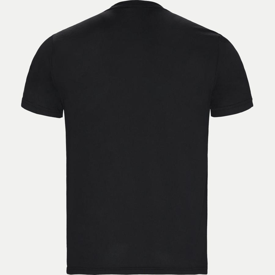 710737949 - Wing Logo Performance T-shirt - T-shirts - Regular - SORT - 2