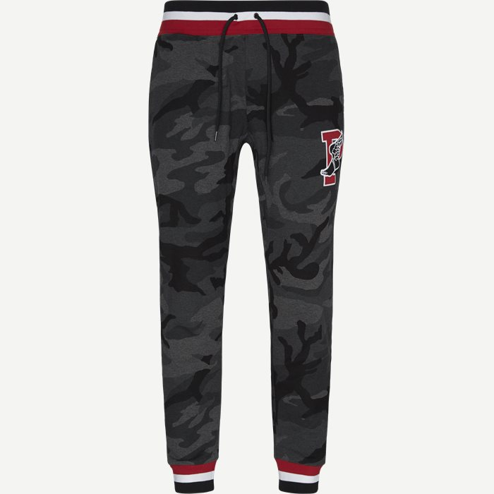 P-Wing Logo Sweatpants - Bukser - Regular - Army