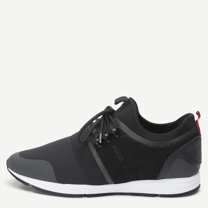 Hybrid_Runn_Mxsc1 Sneaker - Sko - Sort