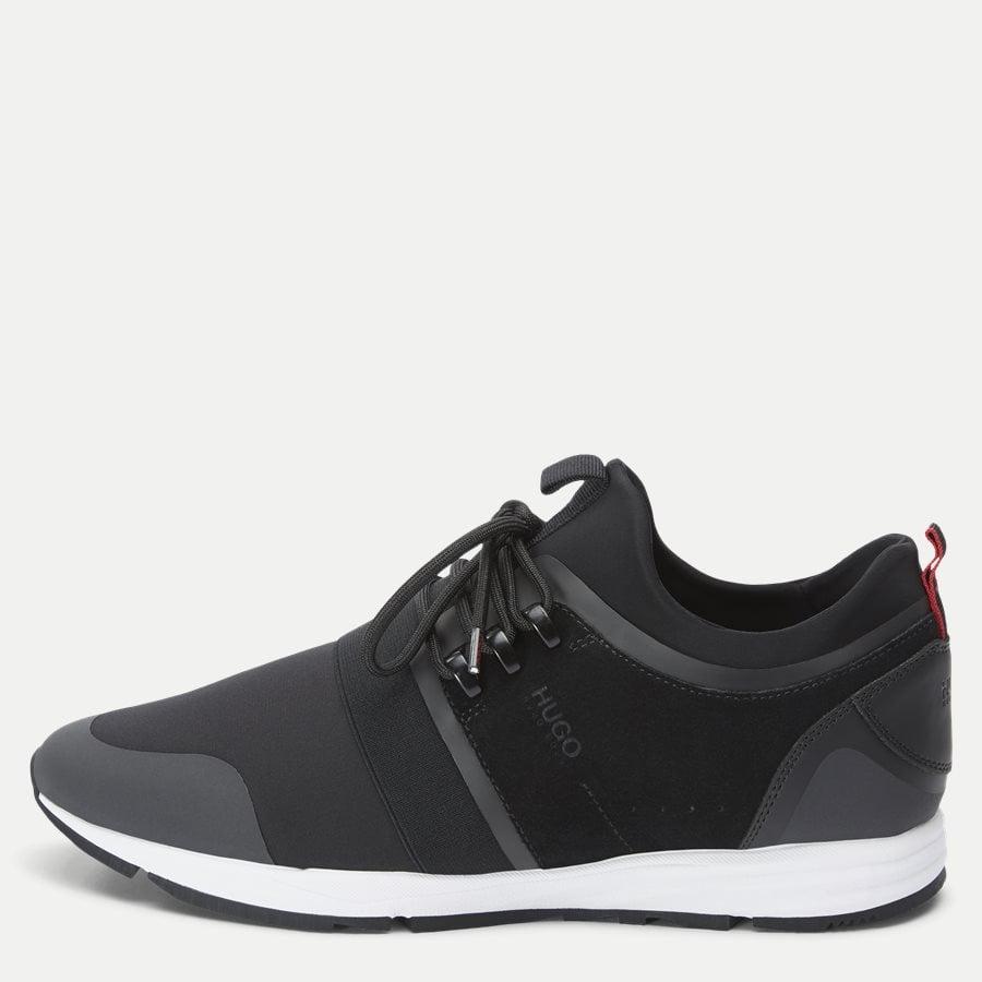 50383765 HYBRID_RUNN. - Hybrid_Runn_Mxsc1 Sneaker - Sko - SORT - 1