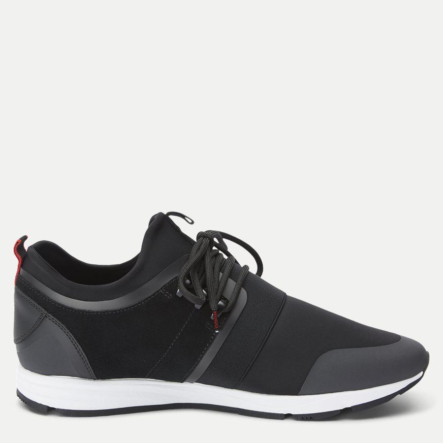 50383765 HYBRID_RUNN. - Hybrid_Runn_Mxsc1 Sneaker - Sko - SORT - 2